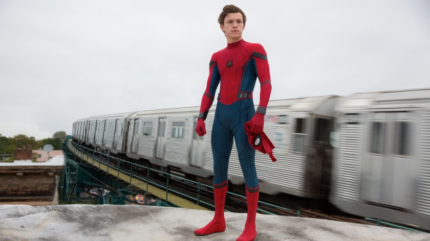 Tom Holland as Spiderman